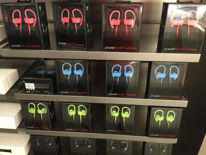 powerbeats2 sport colors Les écouteurs Beats se mettent aux couleurs des Apple Watch Sport
