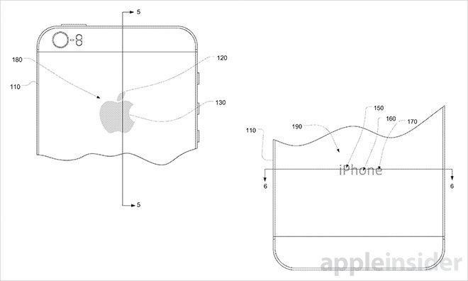13453 8222 150702 Logo l Apple veut rendre le logo arrière des futurs iPhone utile !
