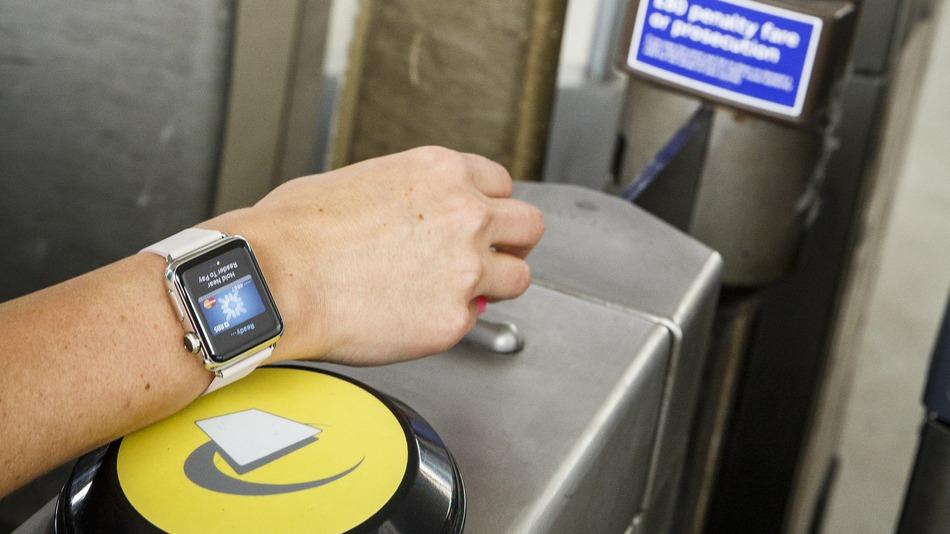 Apple Pay London Underground Apple Pay : pas si pratique dans le métro londonien