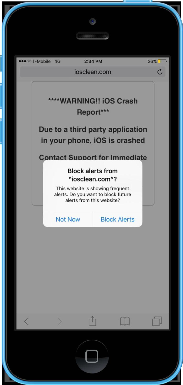 Popup iOS 9 iOS 9 : fini les pop ups intempestifs dans Safari !