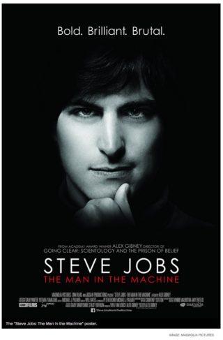 Steve Jobs MITM Poster 320x487 Steve Jobs : The Man in the Machine se dévoile dans un trailer