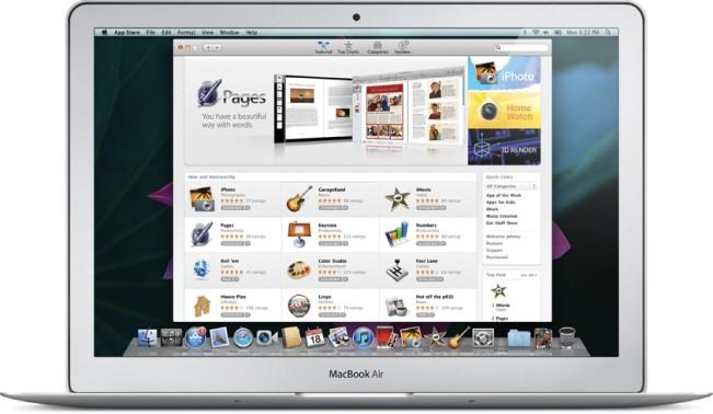 apple mac app store e1437733528601 Mac App Store : une boutique de seconde zone pour Apple ?