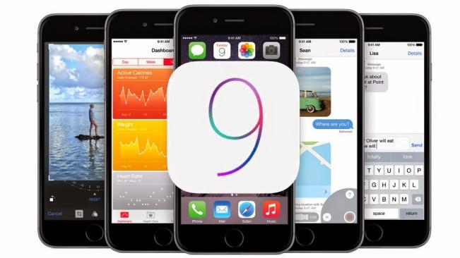 iOS 9 e1437556324946 iOS 9 adopté un peu plus rapidement quiOS 8