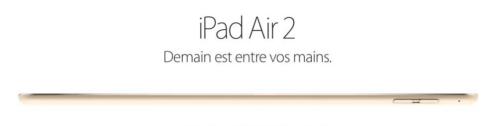 iPad Air 2 iPad Air 2
