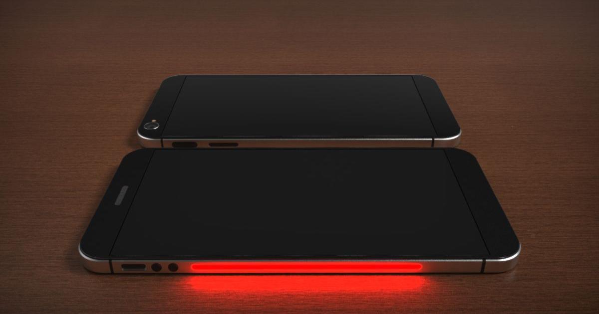 iPhone 8 concept iPhone 8 : nouveau concept riche en nouveautés