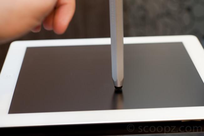ipad stylet une e1438253455582 Apple fait breveter un stylet capable d'imiter les textures