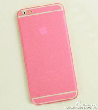 iphone 6s pink 2 320x356 iPhone 6S : rumeurs sur une probable version Rosé Or