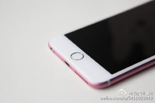 iphone 6s pink 3 320x213 iPhone 6S : rumeurs sur une probable version Rosé Or