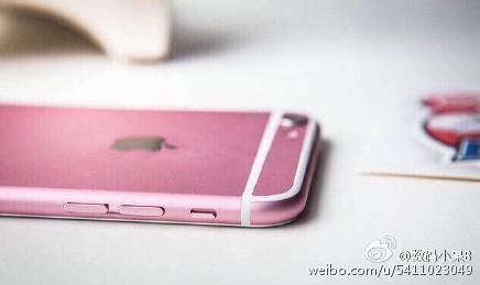 iphone 6s pink 5 Apple espère et prévoit un grand succès pour liPhone 6S et 6S Plus !