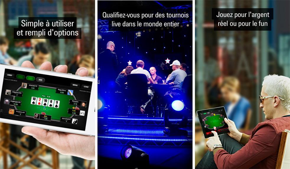 pokerstars Le bon plan App Store du mardi 21 juillet 2015