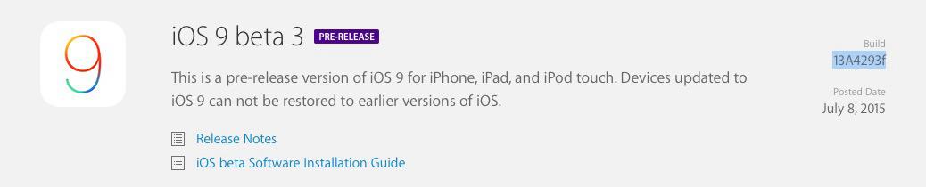 screen shot 2015 07 08 at 1 07 39 pm iOS 9 bêta 3 est disponible !