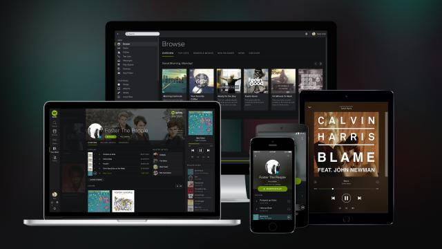 spotify ios Apple Music : Beatport & Spotify s'unissent pour être à la hauteur