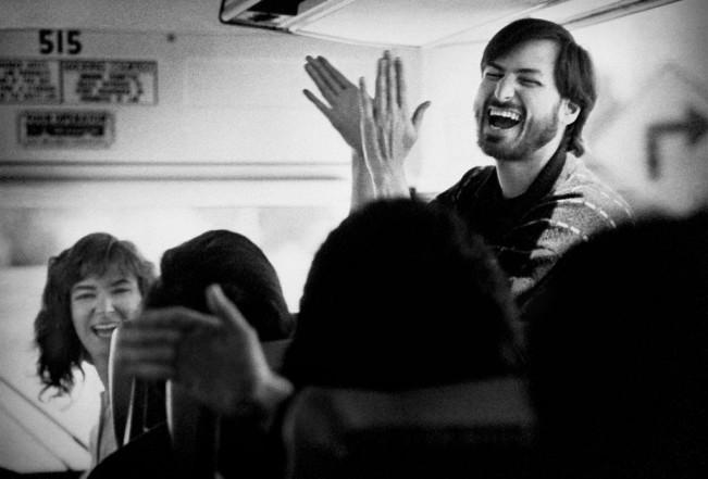 steve jobs 1986 apple e1438343165745 Steve Jobs : une émouvante série photo de 1986