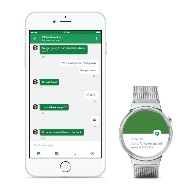 AndroidWearforiOS [MÀJ] Les montres Android Wear sont officiellement compatibles iOS !