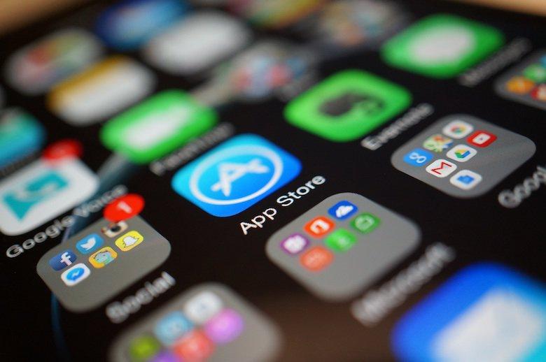 App Store1 LApp Store continue de grignoter des parts de marché