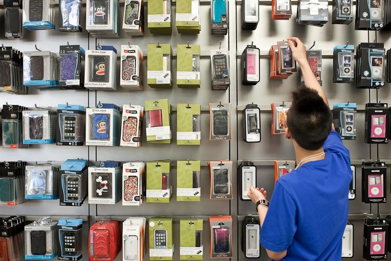 Apple store accesoires Apple revoit le packaging des accessoires vendus en Apple Store