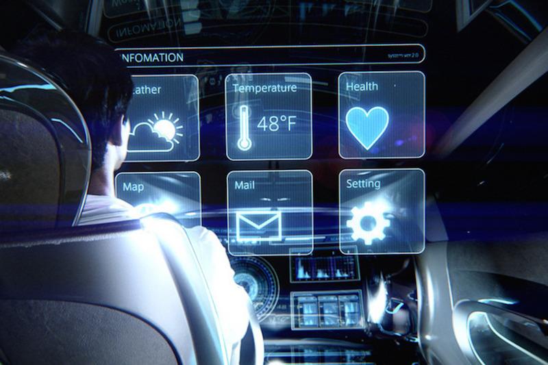 Apple tableau de bord Apple veut révolutionner le tableau de bord de nos voitures