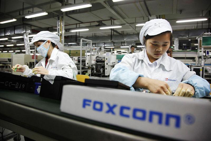 Foxconn Lacquisition de Sharp par Foxconn se négocie auprès des banques