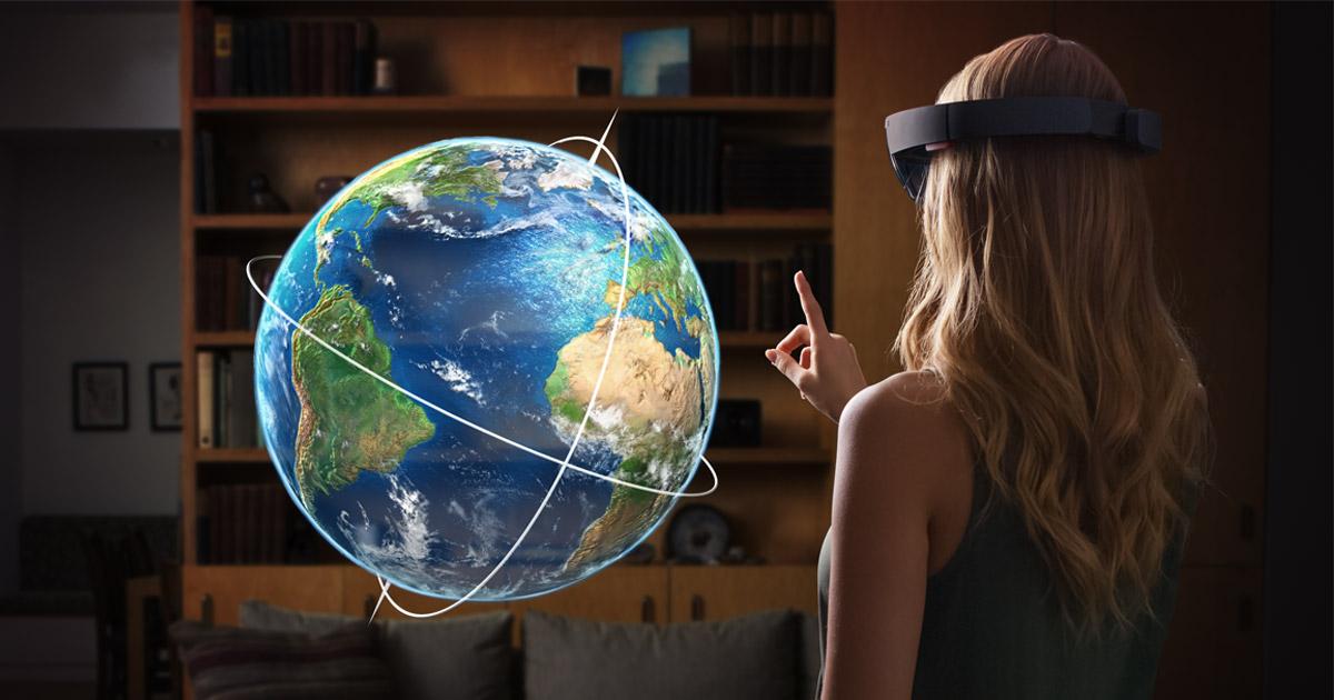 HoloLens Apple embauche un ingénieur Microsoft du projet HoloLens