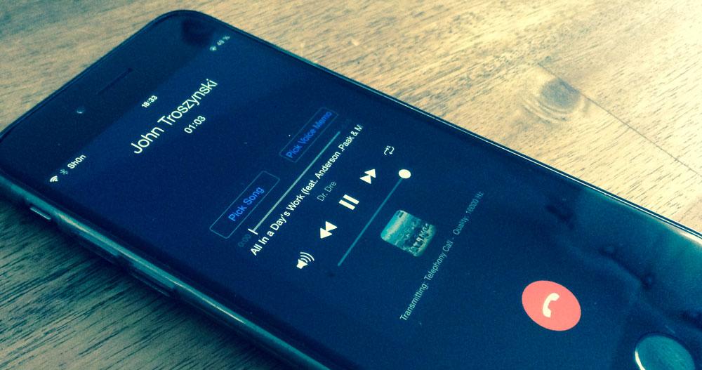 MusicTransport 0 Cydia : MusicTransport ou comment faire écouter une musique durant un appel