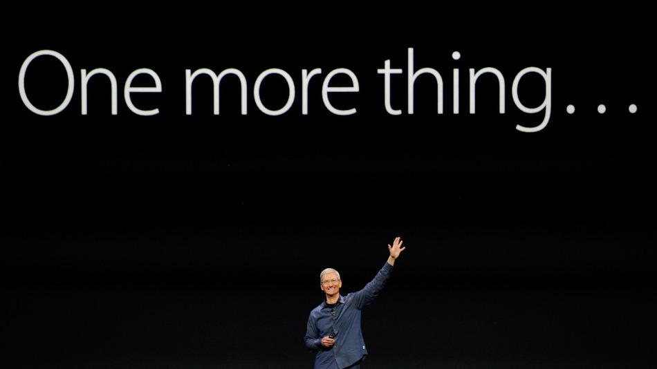 OneMorte Nouvel iPhone, nouvel iPad & nouvelle Apple TV pour septembre !