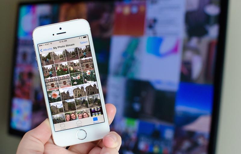 Photo Stream iPhone Insolite : le Photo Stream de liPhone coûte la liberté à des voleurs !