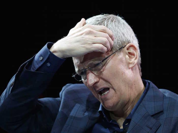 Tim Cook Et si Apple décidait soudainement de devenir malveillant ?
