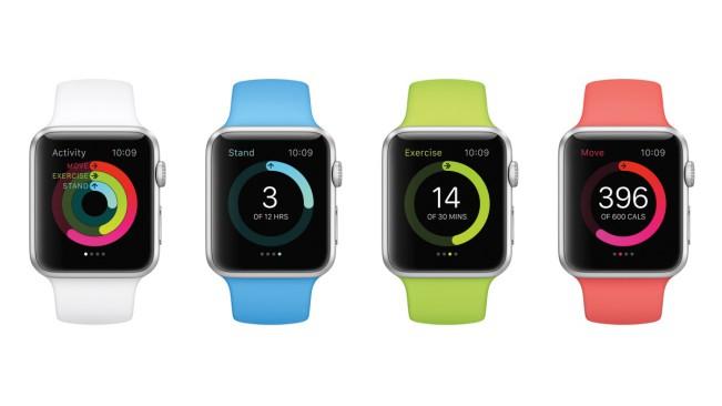 apple activite e1439196600511 Apple Watch : watchOS 2 va faire de vous un athlète