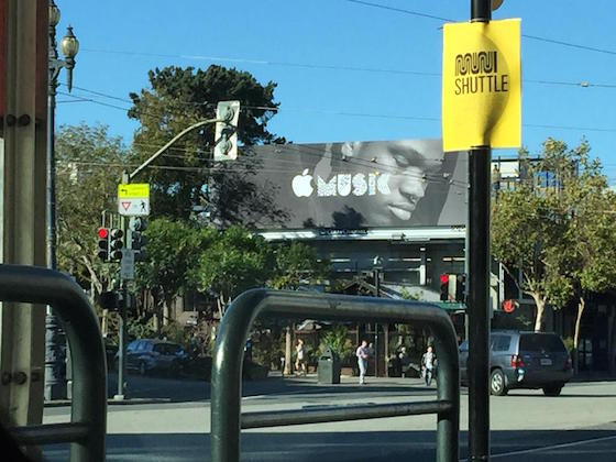 apple music pubs 4 Apple Music : des publicités dans les capitales