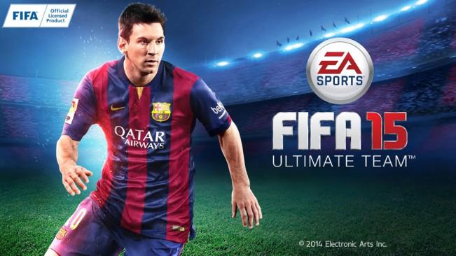 fifa 2015 e1438853180595 App Store : des promotions sur le football pour la reprise des championnats