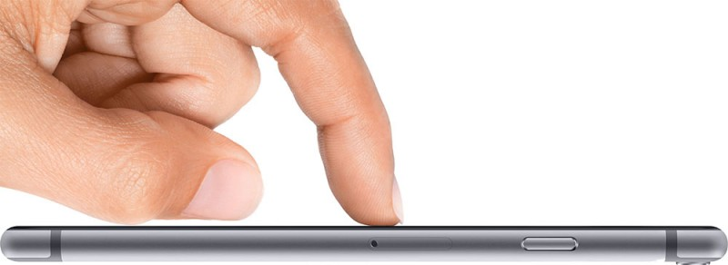 force touch iphone 6 800x292 iPhone 6S : et si le Force Touch était un fiasco ?