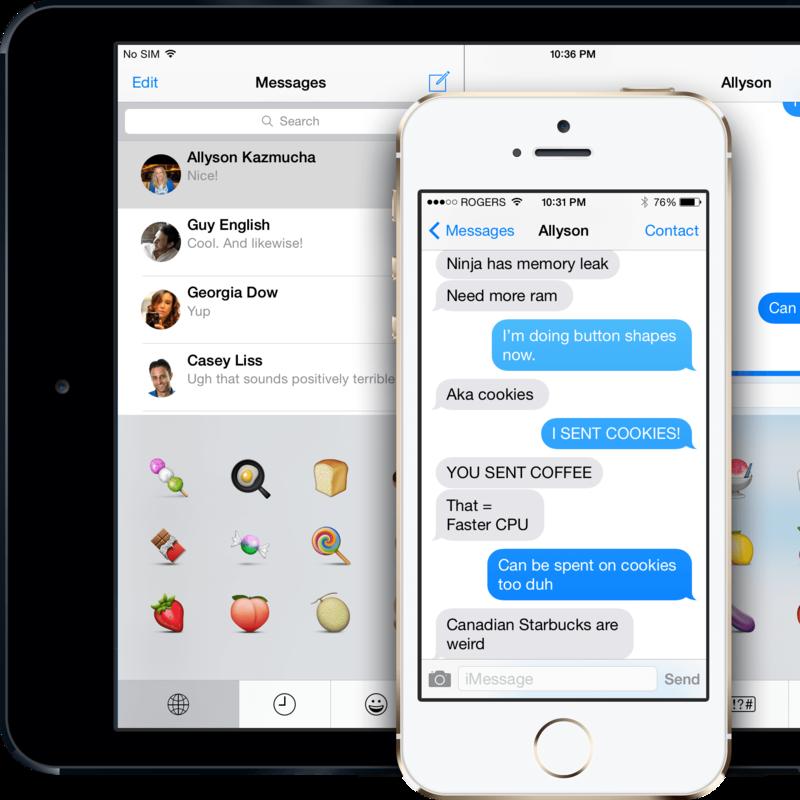 iMessage iMessage : les textos gratuits pourraient coûter cher à Apple