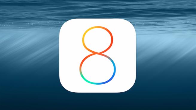 iOS 8 iOS 8.4 nest plus signé par Apple