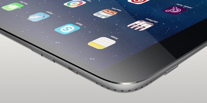 iPad pro Apple confierait la fabrication de lécran de son iPad Pro à Sharp