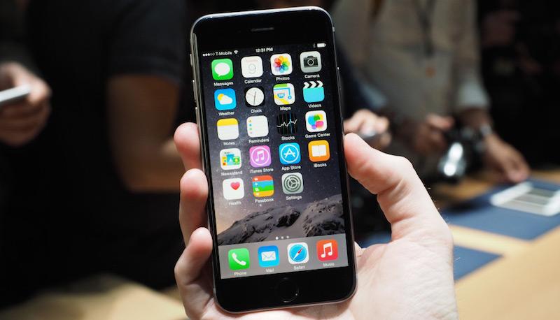 iPhone 6 iOS reste le géant incontesté dans le monde du mobile