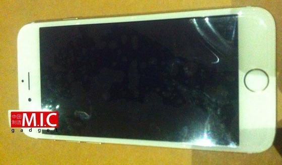iPhone 6s prototype iPhone 6s : l'écran Force Touch s'illustre en images