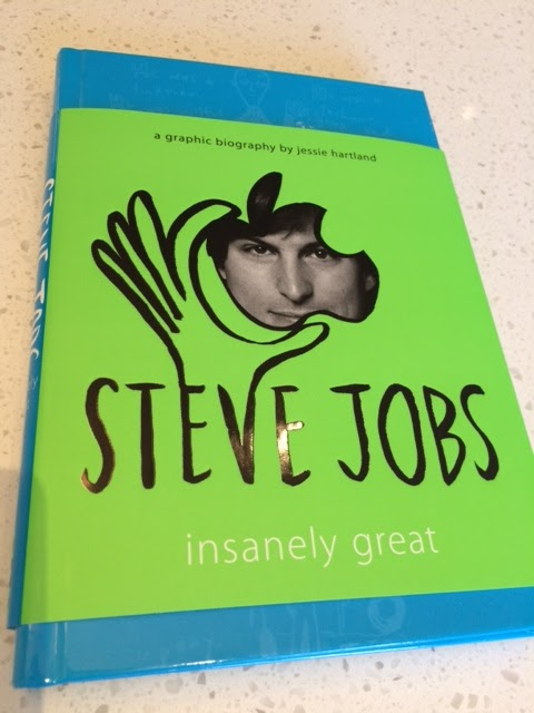 insanely great bd Insanely Great : la vie de Steve Jobs en BD