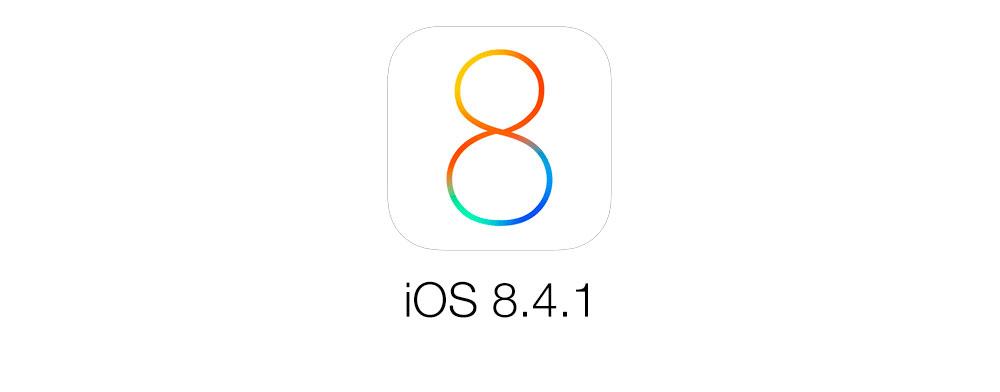 ios 8 4 1 Apple a bouché les failles du jailbreak diOS 8