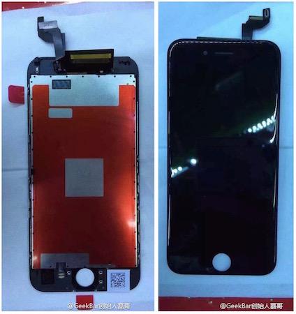 iphone 6s ecran iPhone 6s : l'écran Force Touch s'illustre en images