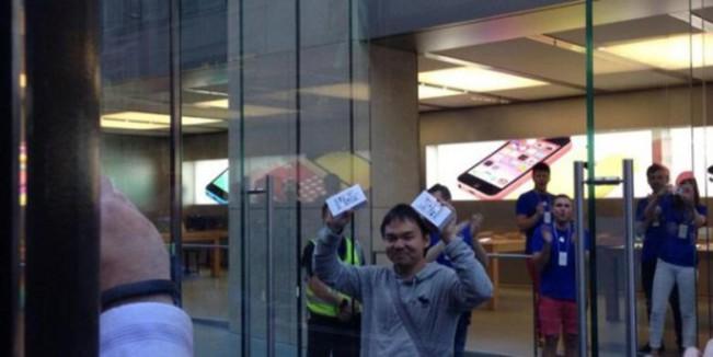 iphone indonesia e1440064299335 En Indonésie, l'iPhone 6 coûte la moitié d'un salaire annuel !