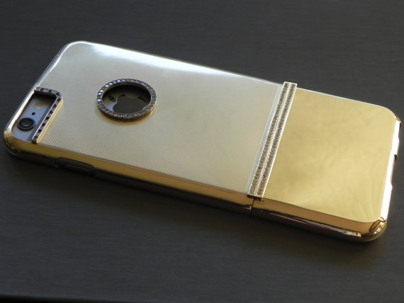iphone or iPhone 6 Plus : une coque en or pour 20 000 dollars !