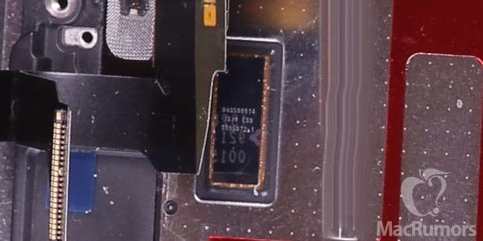 iphone 6s display chip Lécran de liPhone 6S se dévoile un peu plus