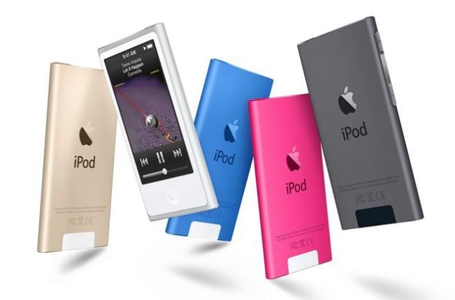 ipod nano e1439421250788 L'iPod nano 7 reçoit une mystérieuse mise à jour !