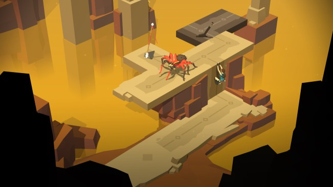 lara croft go e1440668797905 Lara Croft GO arrive sur iPhone & iPad !