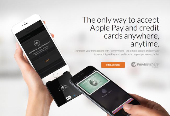 payanywhere apple pay e1440748334439 5000$ de prise en charge offerts pour les nouveaux clients dApple Pay