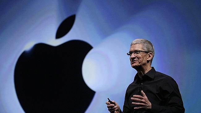 tim cook discours Apple lève 1,2 milliard de dollars australiens