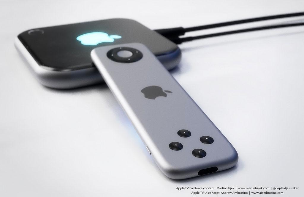 Apple TV 4 Concept 1 Apple TV : un sublime concept en attendant demain !