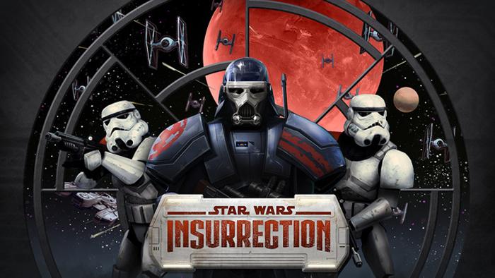 Star wars Téléchargez le jeu Star Wars: Insurrection sur iPhone & iPad