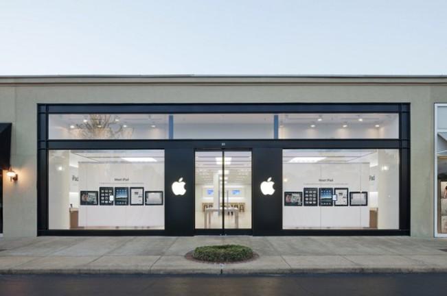 apple store e1441122906155 Le premier Apple Store de nouvelle génération va ouvrir à Memphis