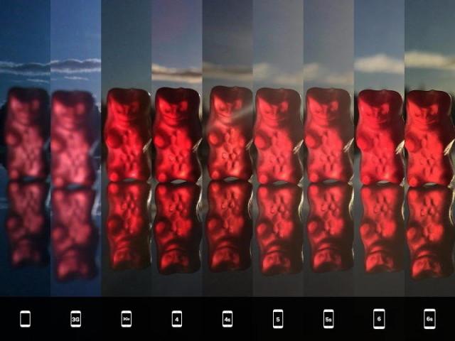 comparaison apn iphone En images : les progrès de lAPN iPhone au fil des générations
